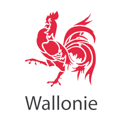 Support from the Wallonia Region